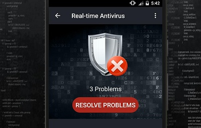 Real Antivirus Free Cache Clean Master