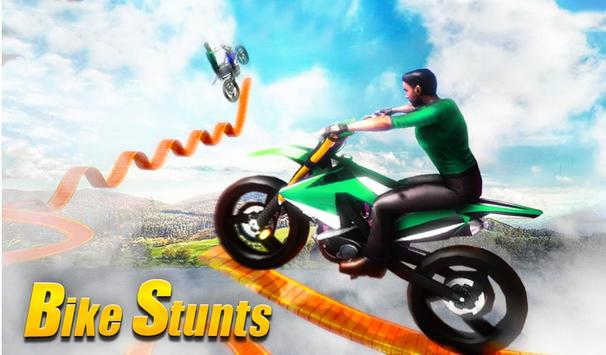 Real Bike Stunt Tricks Master 2019 Bike Racing4