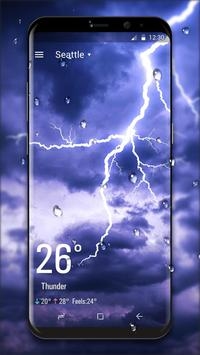 Real Time Weather Live Wallpaper2