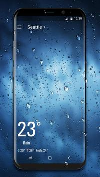 Real Time Weather Live Wallpaper3
