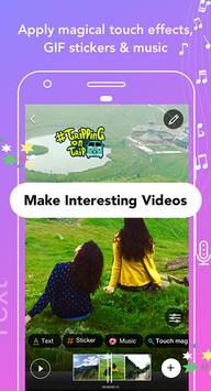 Roposo Fun Videos Editing Chat Status Camera3