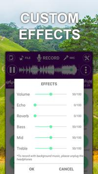 Voice changer sound effects Music player2