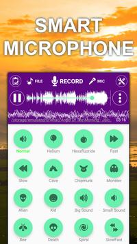 Voice changer sound effects Music player5