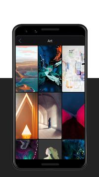 3D 4K Wallpapers Flashlight Compass all in one4