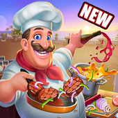 Burger Cooking Simulator chef cook game