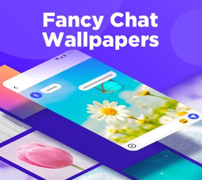 Color SMS Themes Customize chat Emoji7