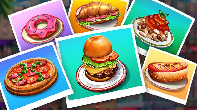 Cooking Urban Food Fast Restaurant Games4
