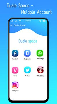 Dual Space Multiple Account Parallel App clone3