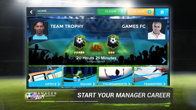 Football Management Ultra 2019 Manager Game2