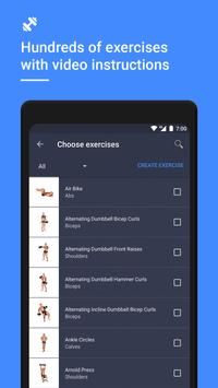 Gym Workout Tracker Planner for Weight Lifting4