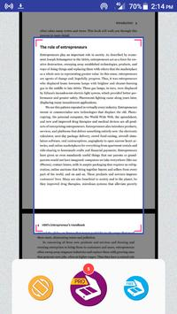 Image to text OCR image to PDF converter editor1