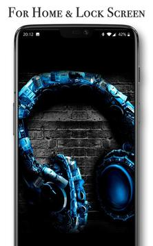 Live Wallpapers Backgrounds HD3D AMOLED Pixel 4D6