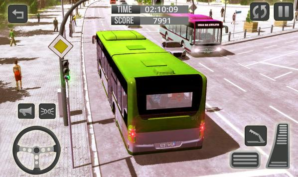 Modern Bus Driver Game New Bus Games 2019 1