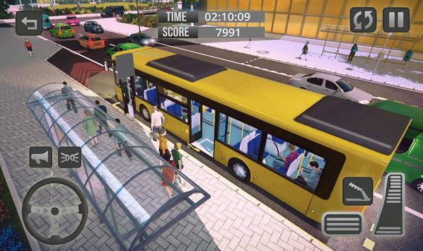 Modern Bus Driver Game New Bus Games 2019 2