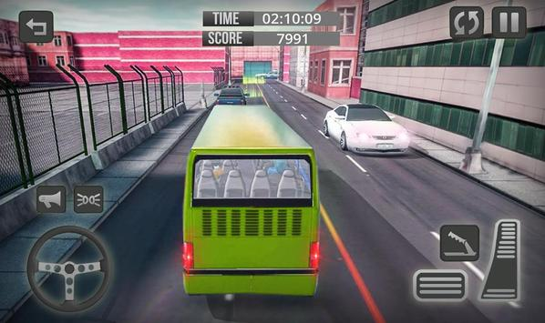 Modern Bus Driver Game New Bus Games 2019 4