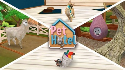 Pet Hotel My hotel for cute animals