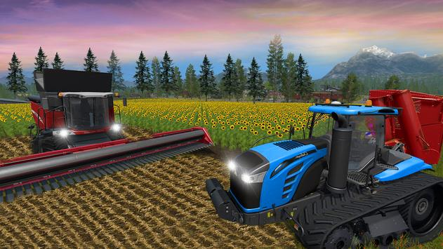 Real Farm Town Farming Simulator Tractor Game4
