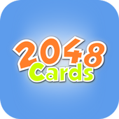 2048 Cards Merge Solitaire