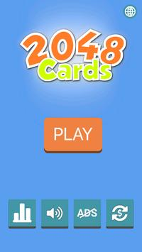 2048 Cards Merge Solitaire1