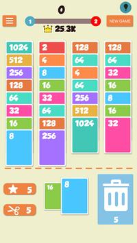 2048 Cards Merge Solitaire2