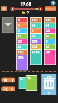 2048 Cards Merge Solitaire3