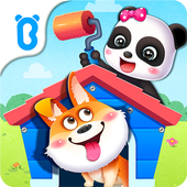 Baby Panda s House Cleaning