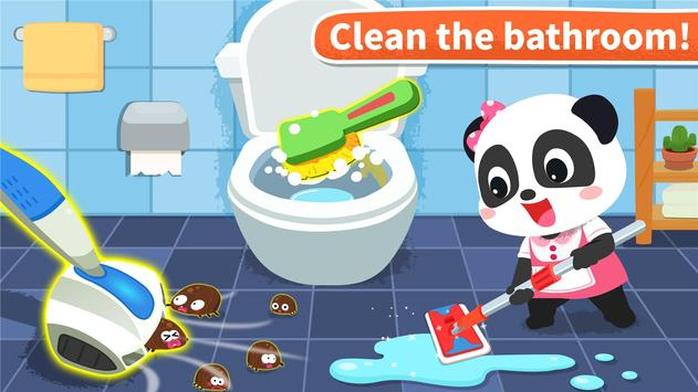 Baby Panda s House Cleaning5