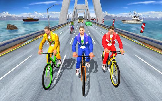 Bike Cycle Racing Games 2019 Bicycle Rider Racer4