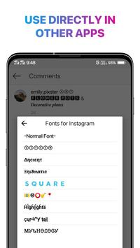 Cool Fonts for Instagram Stylish Text Fancy Font2