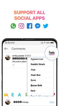 Cool Fonts for Instagram Stylish Text Fancy Font3