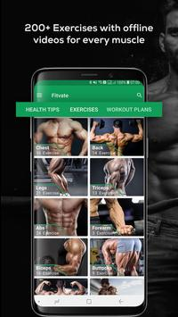 Fitvate Gym Workout Trainer Fitness Coach Plans1