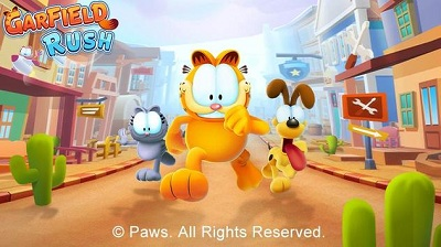 Garfield™ Rush 5