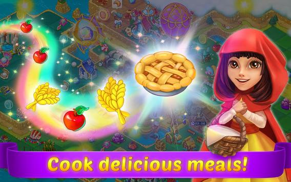 Mergewood Tales Merge Match Fairy Tale Puzzles1