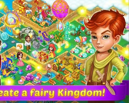 Mergewood Tales Merge Match Fairy Tale Puzzles3