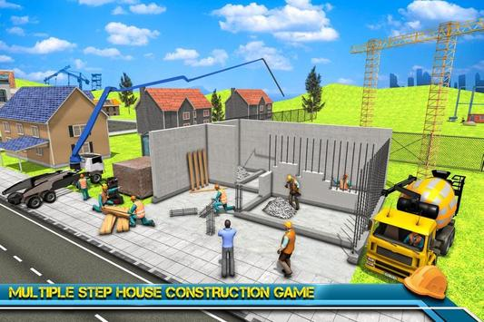 Modern Home Design House Construction Games 3D1