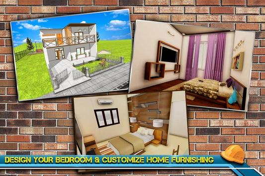 Modern Home Design House Construction Games 3D5