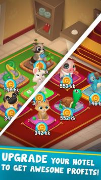 Pets Hotel Idle Management Incremental Clicker2