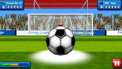 Soccer Penalty Kicks