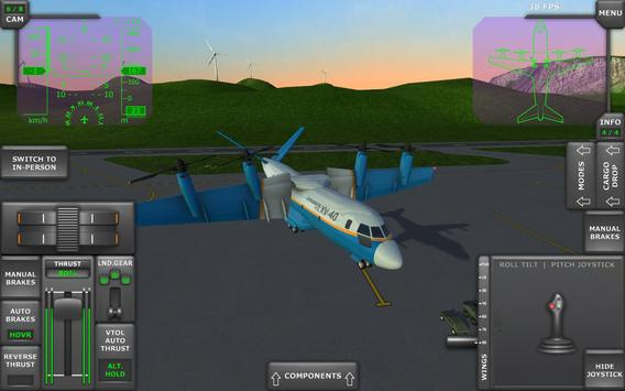 Turboprop Flight Simulator 3D12