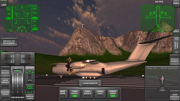 Turboprop Flight Simulator 3D2