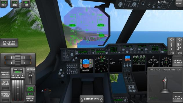 Turboprop Flight Simulator 3D3