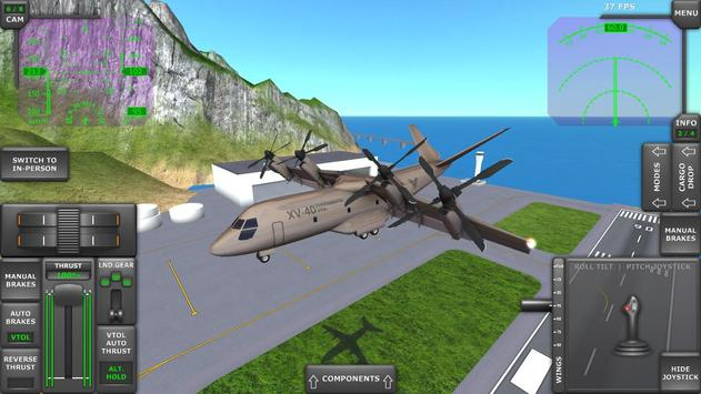 Turboprop Flight Simulator 3D4