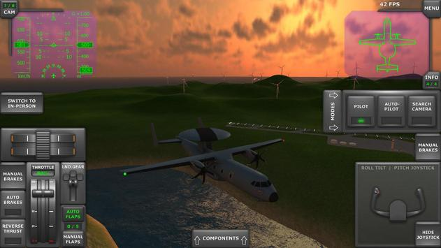 Turboprop Flight Simulator 3D6