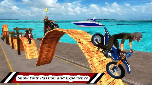 3D Racing on Bike Trial Xtreme 2