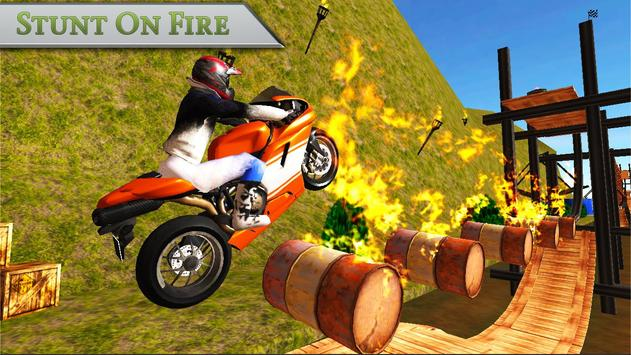 3D Racing on Bike Trial Xtreme