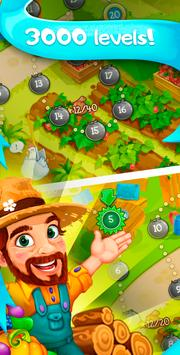 Funny Farm match 3 Puzzle game2