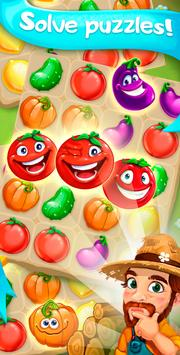 Funny Farm match 3 Puzzle game5