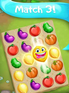 Funny Farm match 3 Puzzle game6
