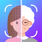 HiddenMe Face Aging App Palm Reader Old Face