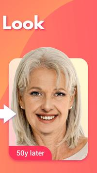HiddenMe Face Aging App Palm Reader Old Face3
